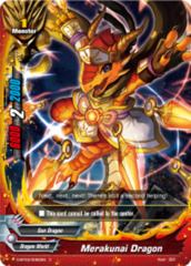 Merakunai Dragon [D-BT03/0082EN C (FOIL)] English