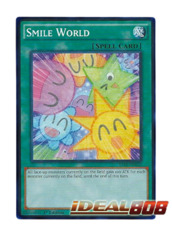 Smile World - YS16-EN022 - Common - 1st Edition