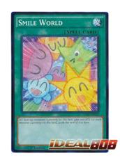 Smile World - YS16-EN022 - Common - 1st Edition