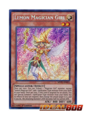 Lemon Magician Girl - MVP1-ENS51 - Secret Rare - 1st Edition