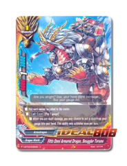 Fifth Omni Armored Dragon, Smuggler Torame [H-BT03/0082EN C] English