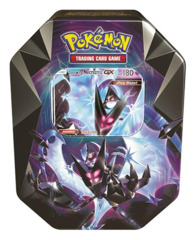 Pokemon Tins: Necrozma Prism - Dawn Wings Necrozma-GX