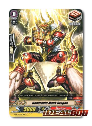 Honorable Monk Dragon - G-BT09/073EN - C