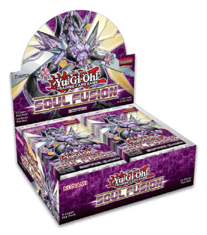 Soul Fusion (1st Edition) Yugioh Booster Box