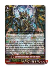 Interdimensional Dragon, Bind Time Dragon - G-BT07/009EN - RRR