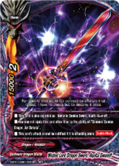 Wicked Lord Dragon Sword, Aqulta Gwaneff [D-BT01A-SS01/0003EN RRR (FOIL)] English