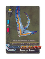 Boomerange Dragon [PP01/0060EN RR] English Golden Double Rare