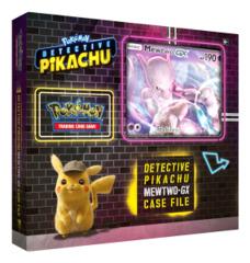 Pokemon Detective Pikachu - Mewtwo GX Case File
