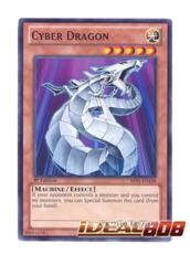 Cyber Dragon - BP01-EN138 - Common - 1st Edition