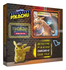 Pokemon Detective Pikachu - Charizard GX Case File