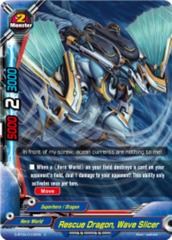 Rescue Dragon, Wave Slicer [D-BT04/0102EN C (FOIL)] English