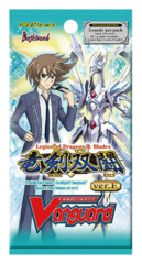 CFV-BT16 Legion of Dragons & Blades (English) Cardfight Vanguard Booster Pack