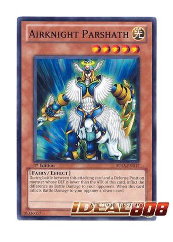 Airknight Parshath - SDLS-EN017 - Common - 1st Edition