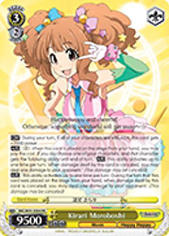 Kirari Moroboshi [IMC/W41-E004SP SP (SIGNED FOIL)] English
