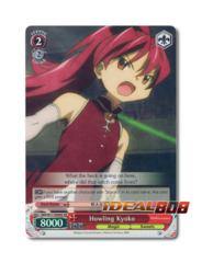 Howling Kyoko [MM/W17-E066S SR (FOIL)] English