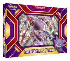 Gengar-EX Collection Box
