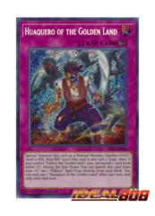 Huaquero of the Golden Land - SESL-EN033 - Secret Rare - 1st Edition