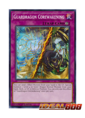 Guardragon Corewakening - SAST-EN072 - Common - 1st Edition