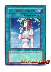Forbidden Chalice - RGBT-EN061 - Ultra Rare - 1st Edition