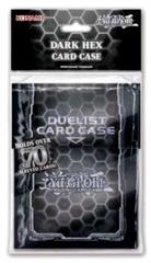 Yugioh Dark Hex - Konami Card Case Deck Box (fits 70+ cards)