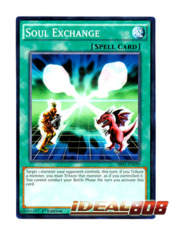 Soul Exchange - SR01-EN030 - Common - 1st Edition