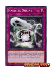 Haunted Shrine - SR07-EN035 - Common - 1st Edition