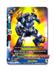 Card Rhino [H-BT01/0060EN U] English Uncommon