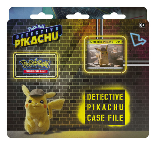 Pokemon Detective Pikachu - Detective Pikachu Case File