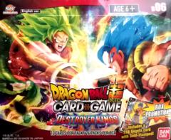 DBS-B06 Destroyer Kings (English) Dragon Ball Super Booster Box [24 Packs]