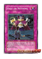 Half or Nothing - CRMS-EN067 - Common - 1st Edition