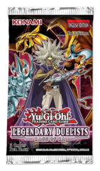 Legendary Duelists: Rage of Ra (1st Edition) Booster Pack [5 Cards]