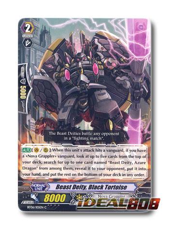 Beast Deity, Black Tortoise - BT06/105EN - C