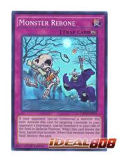 Monster Rebone - CROS-EN079 - Super Rare - Unlimited Edition