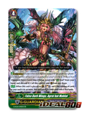 False Dark Wings, Agrat bat Mahlat - G-FC03/040 - RR