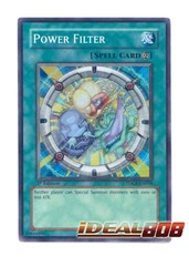 Power Filter - TDGS-EN058 - Super Rare - Unlimited Edition