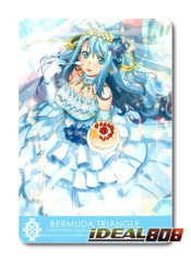 Bermuda Triangle - Clan Card - Frontier Star, Coral - G-CB03