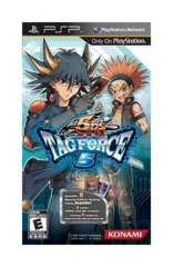 Yu-Gi-Oh! 5D's Tag Force 5 - PSP [English] (Game Sealed w/Cards)