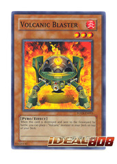 Volcanic Blaster - FOTB-EN011 - Common - Unlimited Edition