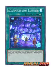 Adamancipator Laputite - SESL-EN010 - Super Rare - 1st Edition