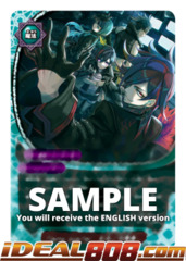 -Flame Quartet- [S-BT03/0055EN C (FOIL)] English