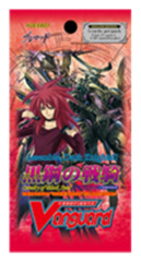 CFV-EB03 Cavalry of Black Steel (English) Cardfight Vanguard Extra Booster Pack