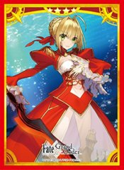 Fate/Grand Order Saber Nero Claudius Character Sleeve (80ct) [#364948]