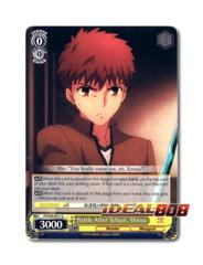 Battle After School, Shirou [FS/S34-E011 U] English Uncommon