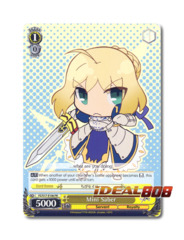 Mini Saber [FZ/S17-E106 PR (Promo)] English