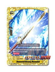 Immortal Sword, Durandal - BT04/0036EN (R) Rare