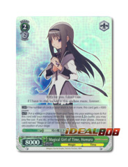 Magical Girl of Time, Homura [MM/W17-E028R RRR (FOIL)] English