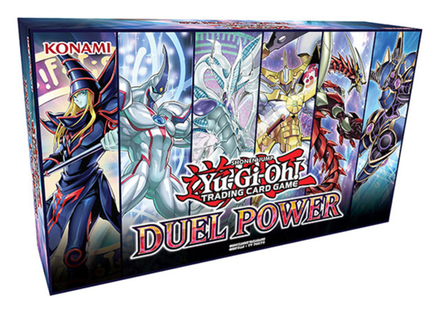 Duel Power Yugioh Collector's Set Box