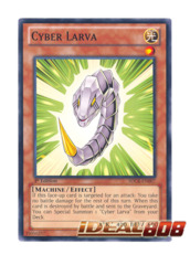 Cyber Larva - SDCR-EN007 - Common - 1st Edition