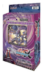 BFE-X-TD01 Decimating Black Dragon (English) Future Card Buddyfight Trial Deck