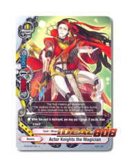 Actor Knights the Magician - BT02/0071EN (U) Uncommon